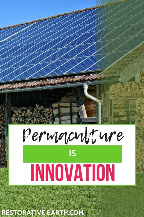 Permaculture is Innovation