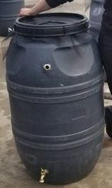 Leslie Lello At NJ Americorp Rain Barrel Workshop